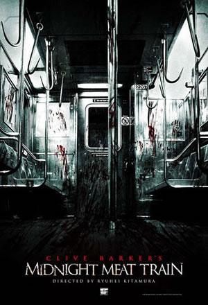 Póster de Midnight Meat Train